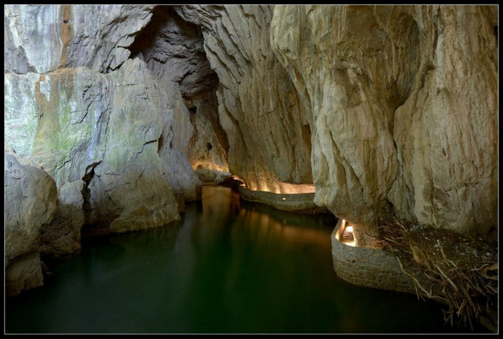 Pension Silvia Portorož Activities The Skocjan Caves En